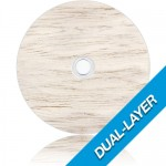 DVD+R229DL - Luxury Wood