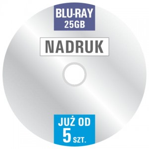 ND BLURAY - Nadruk Blu-Ray