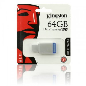 PZU71 - KINGSTON USB 64 GB