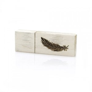 PZU16WB/G - Pendrive Luxury Wood 16 GB USB 3.0