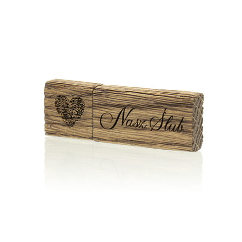 PZU8W/S - Pendrive Luxury Wood 8 GB USB 3.0